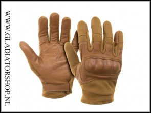 Invader Gear Tactical FR gloves Coyote