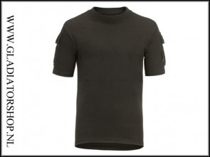 Invader Gear Tactical Tee black pocket T-shirt