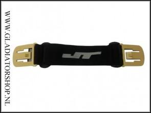 JT Premise headshield goggle strap zwart