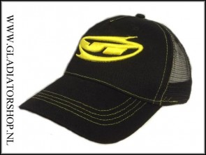 JT USA Trucker cap black