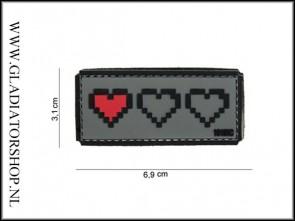 PVC Velcro Patch: Last Life