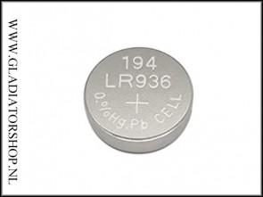 LR936 Knoopcell Batterij 3-pack