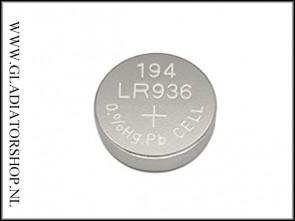 LR936 Knoopcell Batterij