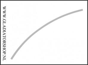 Macroline 30 cm clear