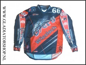 Maximum Custom Pro jersey: team Wiesloch