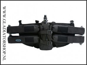 New Legion Horizontaal Battlepack 4+1 zwart
