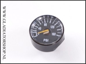 Ninja 160 psi LPR airsoft gauge