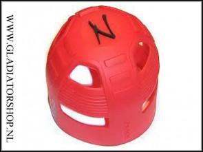 Ninja tank butt rood