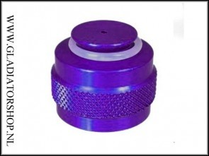 Ninja regulator head thread protector in diverse kleuren