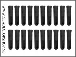 NXe 140 round pod zwart team-pack 20 stuks
