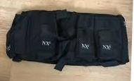 (O) NXE battlepack zwart 4+1