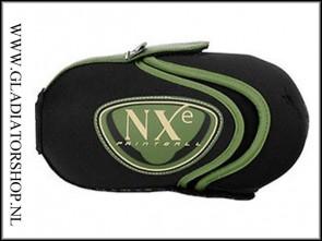NXe Elevation bottle cover zwart olijf groen 68ci