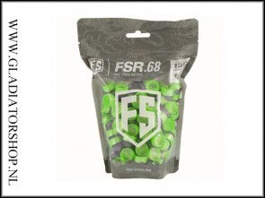 First Strike Paintballs yellow / smoke 150 stuks