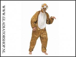"Paintball ""piggyhunt"" dieren pak tijger bruin gestreept"