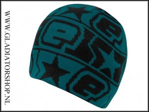 Eclipse Quest Beanie blauw
