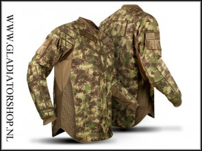 Planet Eclipse Distortion jersey HDE Camo