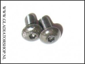 Dye Proto grip frame screw 2-pack