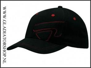 Proto Sponsor 07 cap zwart S/M