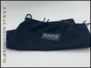 Rap4 masker tas/goggle bag zwart