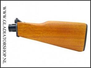 Rap4 Tacamo AK47 stock hout o.a. M98