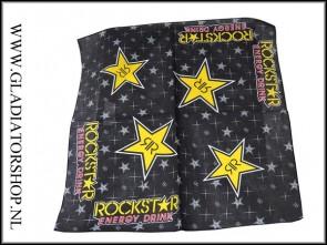 Rockstar Energy bandana zwart geel