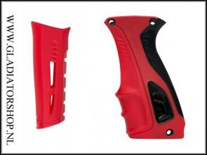 SP Shocker RSX grip kit red