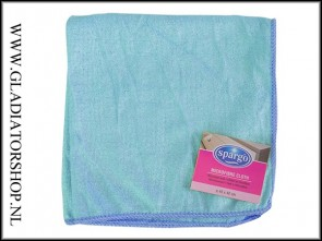 Spargo micro-fibre lens cloth blue