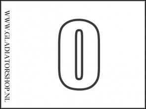 Hopper speler nummer - 0