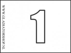 Hopper speler nummer - 1