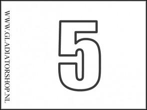 Hopper speler nummer - 5