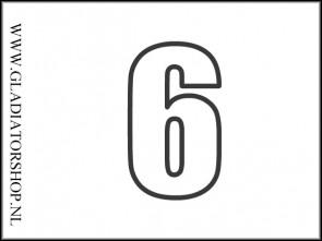 Hopper speler nummer - 6