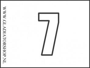 Hopper speler nummer - 7