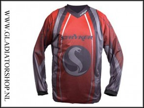 Stryker jersey red maat S