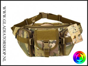 Tactical waterafstotende heuptas / fanny pack