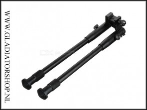 Warrior Tactical Combat Profile Adjustable Height Bipod