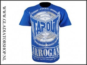 Tapout T-shirt Far from Home blauw maat L