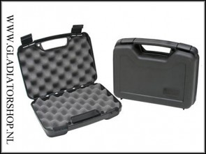 Tiberius Arms hard airsoft pistol case zwart