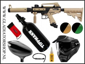 Tippmann Cronus Tactical marker pakket / bundel B