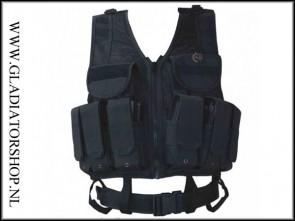 Tippmann HPA Tactical Airsoft vest zwart