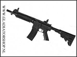 Tippmann M4 CQB  HPA/C02 airsoft replica
