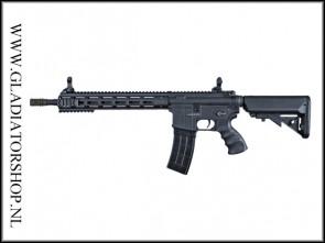 Tippmann Recon AEG Carbine 14,5 inch zwart Airsoft