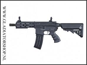 Tippmann Recon AEG Shorty 6 inch zwart Airsoft