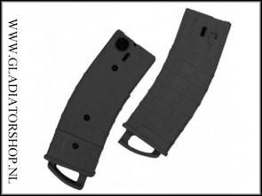 Tippmann TMC 20 ball magazijnen 2-pack zwart