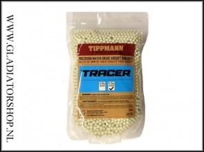 Tippmann Tactical Airsoft 6mm Tracer BB 0.25 gram, 4000 stuks