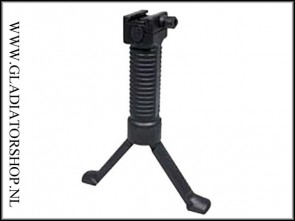 Warrior foregrip & Bi-Pod