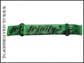 Trinity masker strap groen