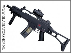 Heckler & Koch G36C  0,08 joules kinderairsoft