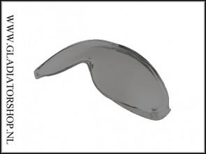 Uvex Ultrasonic replacement lens grijs is anti-condens & krasvrij
