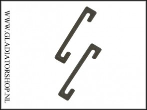 V-Force Armor square strap clips