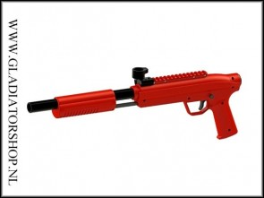 Valken Gotcha Kinder Paintball Wapen Rood